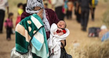 Niños y mujeres conforman el 60% de refugiados que llegan a Europa: Unicef