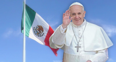 """El Papa vendrá a México a contagiarse de """"su riqueza de fe"""""""