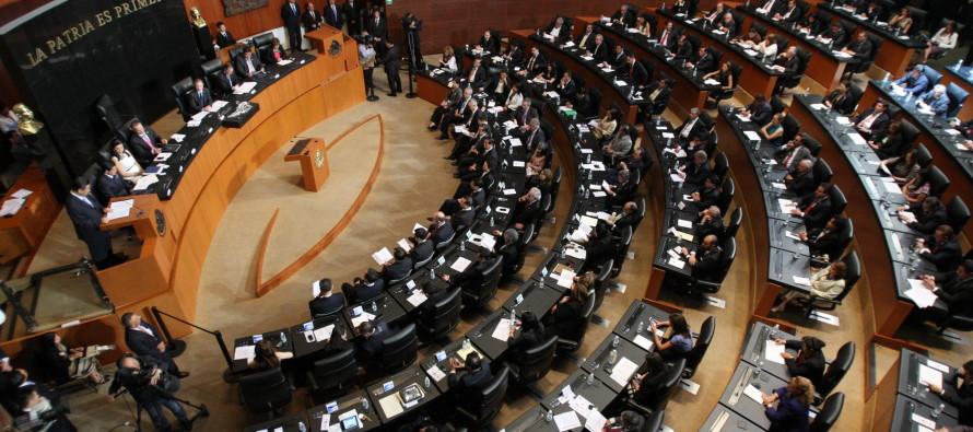 Senado rechaza nombramiento del magistrado Terán y Contreras para un nuevo periodo