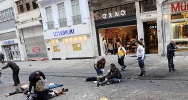 Ataque suicida en Estambul deja 5 muertos y más de 30 heridos