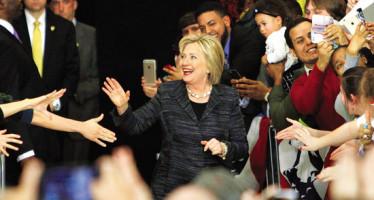Empresarios de Wall Street se inclinan por candidatura de Hillary Clinton