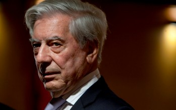 """Cinco esquinas alegato contra el periodismo """"amarillo y chismoso"""": Vargas Llosa"""