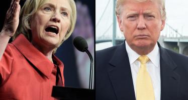 Tibias victorias de Hillary Clinton y Donald Trump luego del Supermartes