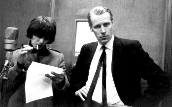 Murió George Martin, productor de The Beatles