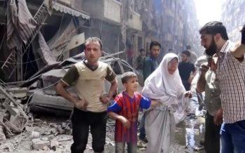 Bombardeo a hospital de Siria causa al menos 27 muertos; tregua a punto de desaparecer