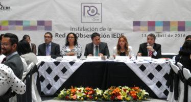 Se instaló la Red de Observación del Instituto Electoral del Distrito Federal