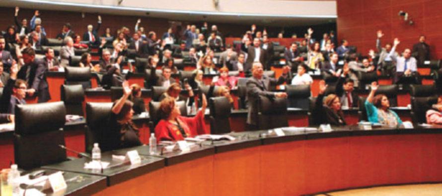 Temas pendientes en el Senado: anticorrupción, marihuana y Mando Único