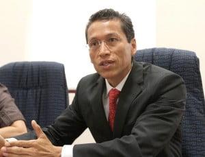 Aristóteles Núñez, jefe del SAT
