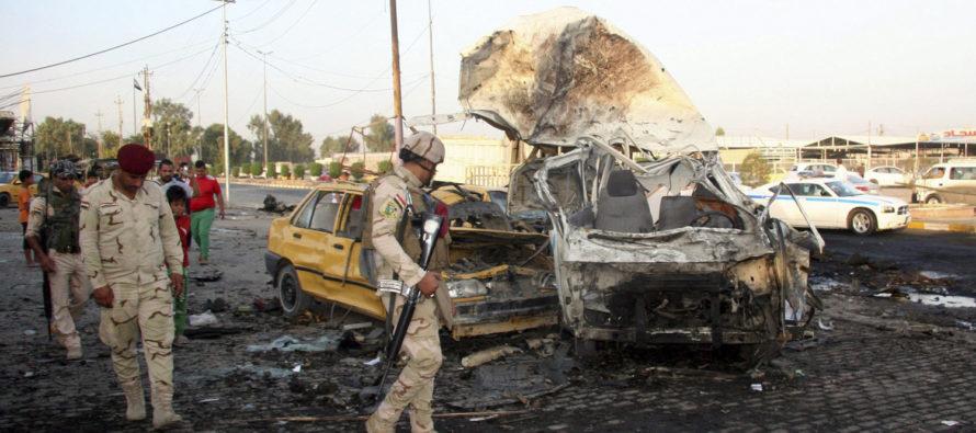 Coche bomba deja en Bagdad 24 muertos y 39 heridos