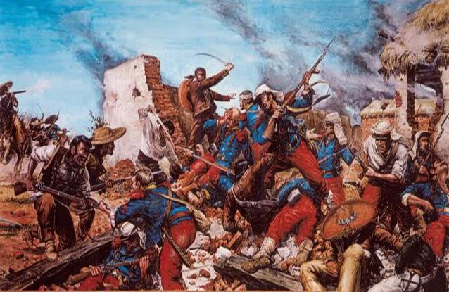 La Batalla de Camarón
