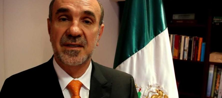 Carlos Manuel Sada es el nuevo embajador de México en EU