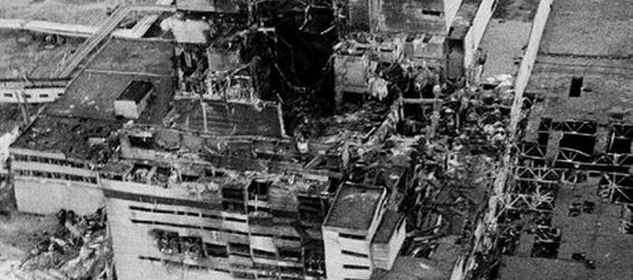 Hace 30 años ocurrió la vergonzosa explosión de Chernóbil
