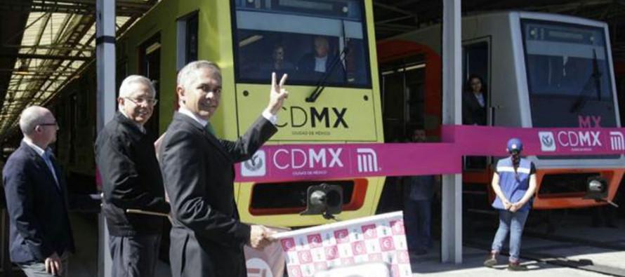Mancera pedirá recursos urgentes al gobierno federal para el transporte público