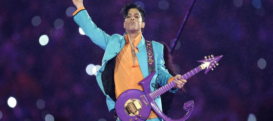 Murió el cantante pop Prince a los 57 años