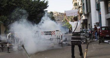 Detienen en Egipto a 35 periodistas que cubrían protestas por cesión de islas