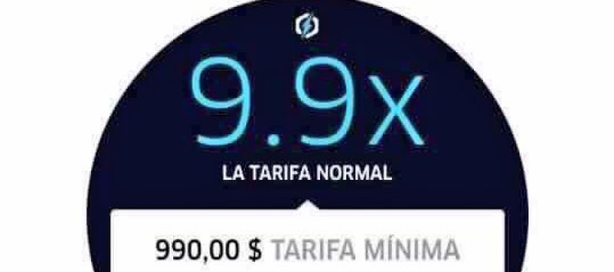 Eliminarán tarifas altas de Uber; se reembolsarán costos a los afectados