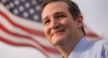 Ted Cruz logra el apoyo del gobernador de Indiana