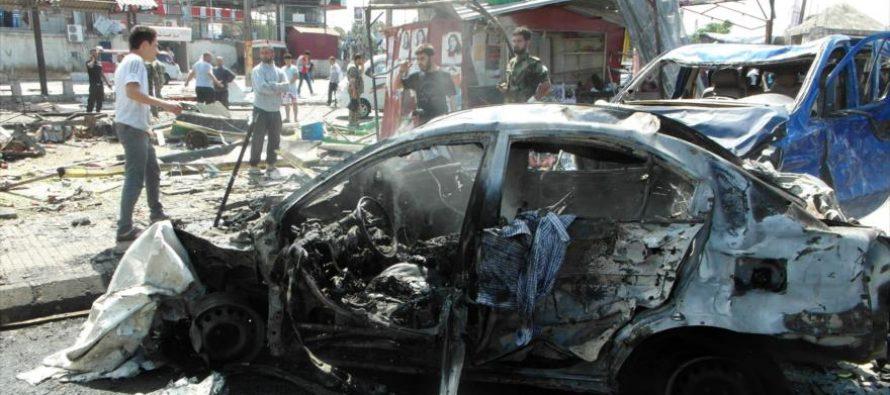 Damasco: Triángulo Arabia Saudí-Turquía-Catar está detrás de los atentados en Siria