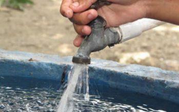 Condonan el 100% del pago por derechos de agua a vecinos en seis delegaciones