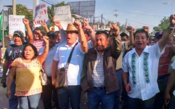 Gamboa Patrón pide aplicar toda la ley contra los líderes de la CNTE