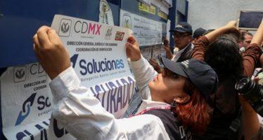 Delegación Benito Juárez clausura el kínder Montessori Matatena