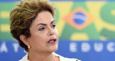 Se perfila apertura de juicio político para apartar a Dilma Rousseff del poder