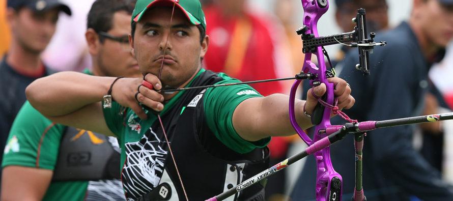 México asegura su participación en tiro con arco de Juegos Olímpicos de Río