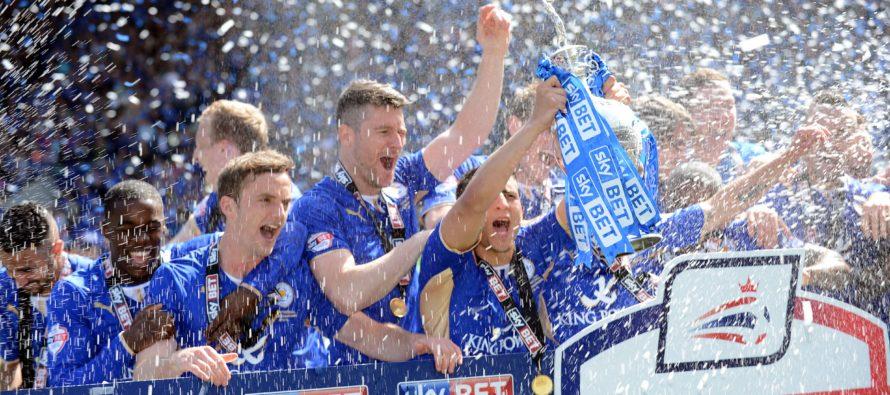 Leicester se corona campeón de la Premier League, primero en su historia