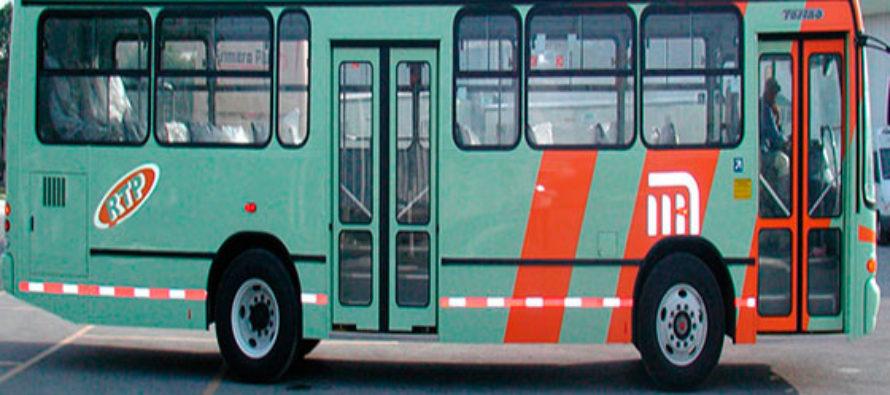 RTP comprará 1,021 autobuses nuevos para hacer chatarra unidades viejas