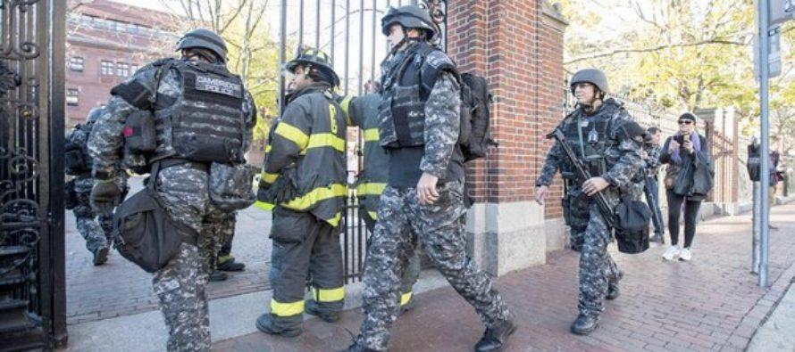 Amenaza de bomba en la Universidad de Harvard; evacuan edificios
