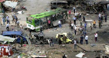 Saldo de 148 personas muertas en atentados con explosivos en Siria