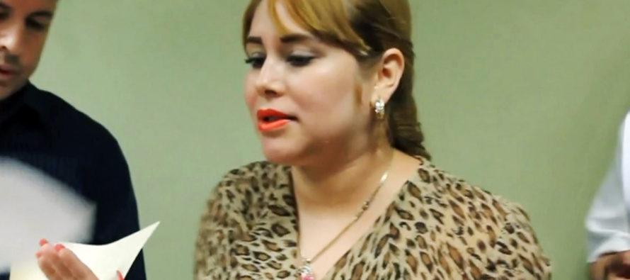 """Habrá """"inminente periodo extraordinario"""" para desaforar a la """"chapodiputada"""" Guadalupe Sánchez"""