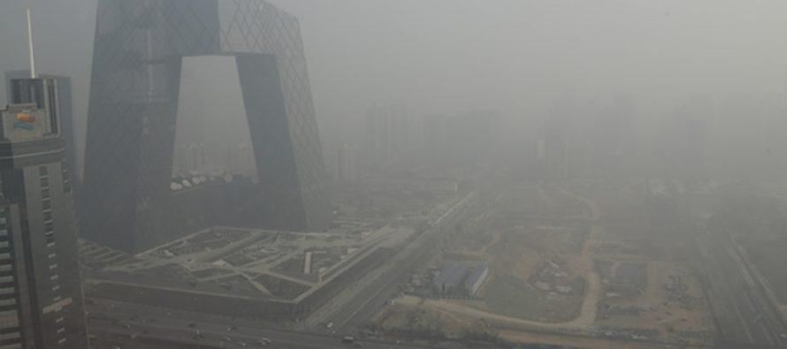 Casi todas las ciudades del mundo tienen mala calidad de aire: OMS