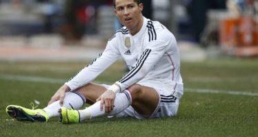 Ronaldo se recupera para jugar este miércoles contra el Manchester City