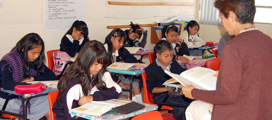 Se descontará el día a maestros que dejen de dar clases; dados de baja al cuarto día