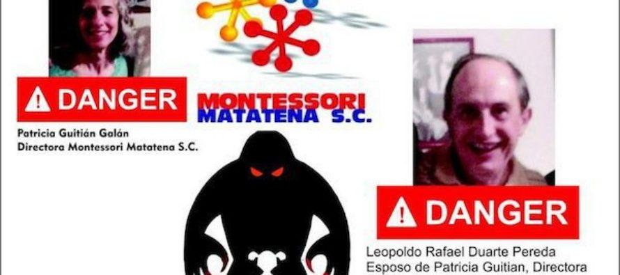 Detienen a Rafael Duarte, acusado de abuso a menores en el kínder Matatena