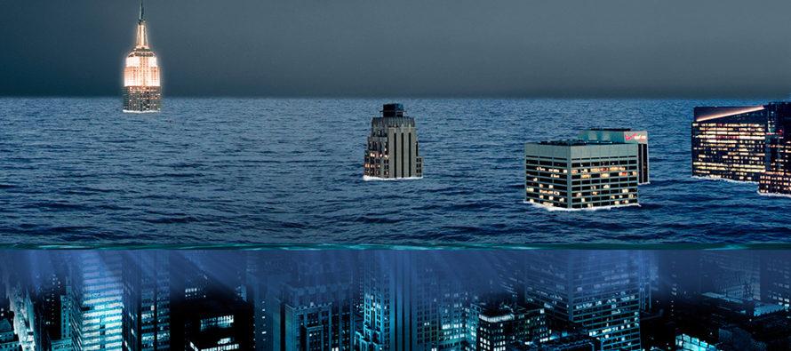 Hace 130 mil años la Tierra tenía la temperatura actual y el mar subió ocho metros