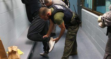 Arrestan a 450 personas en operativo conjunto entre México y Estados Unidos