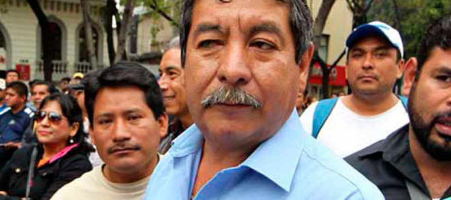 Habrá paro indefinido de maestros en Oaxaca: líder de la sección 22