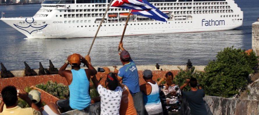 Llegó a Cuba el primer crucero procedente de EU en más de 50 años