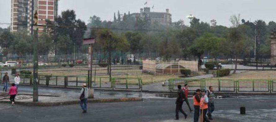 Piden que se frene construcción de torre de Cetram en área de Chapultepec