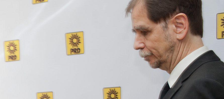 Agustín Basave renuncia al PRD