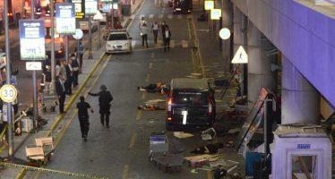 Atentado en el aeropuerto de Estambul causa al menos 28 muertos
