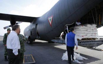 Se reactiva el suministro de víveres a tiendas Diconsa en Oaxaca