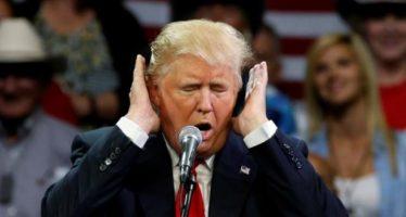Madre de Donald Trump llegó como migrante, señala prensa de EU