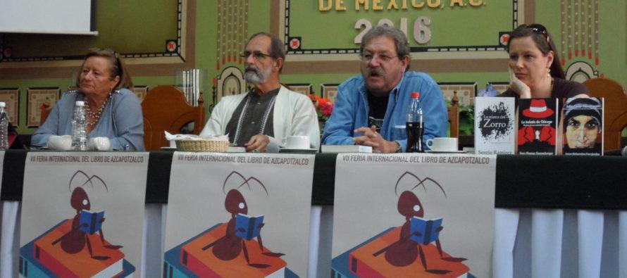 Azcapotzalco se vestirá de fiesta con su VII Feria Internacional del Libro