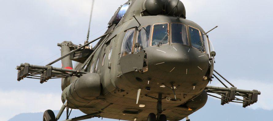 Mueren 17 militares al caer un helicóptero de las fuerzas armadas de Colombia