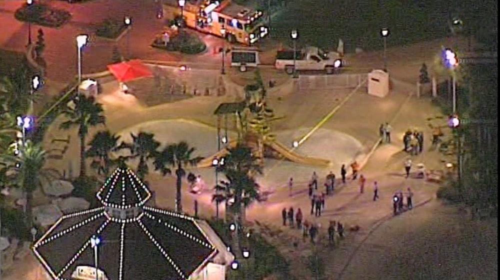 El complejo hotelero de Disney World donde ocurrió la tragedia