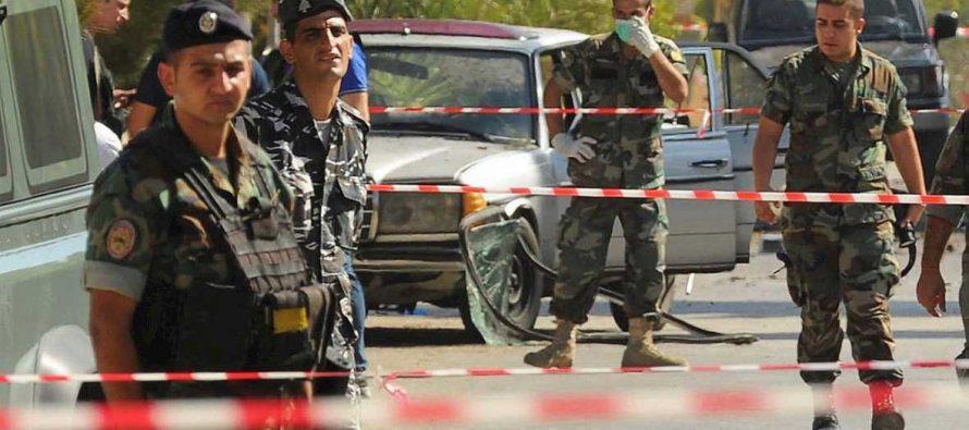 Explosiones en Líbano, en la frontera con Siria, provocan al menos cinco muertos