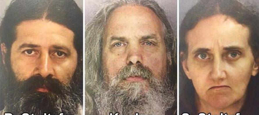 Arrestan a hombre que ocultaba a 12 niñas en su casa de Pensilvania
